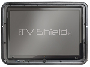 The Display Shield Outdoor Signage Enclosure photo