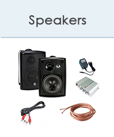 Outdoor Sound Solutions - Speakers