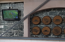 Stadiums Outdoor Digital Signage Solution