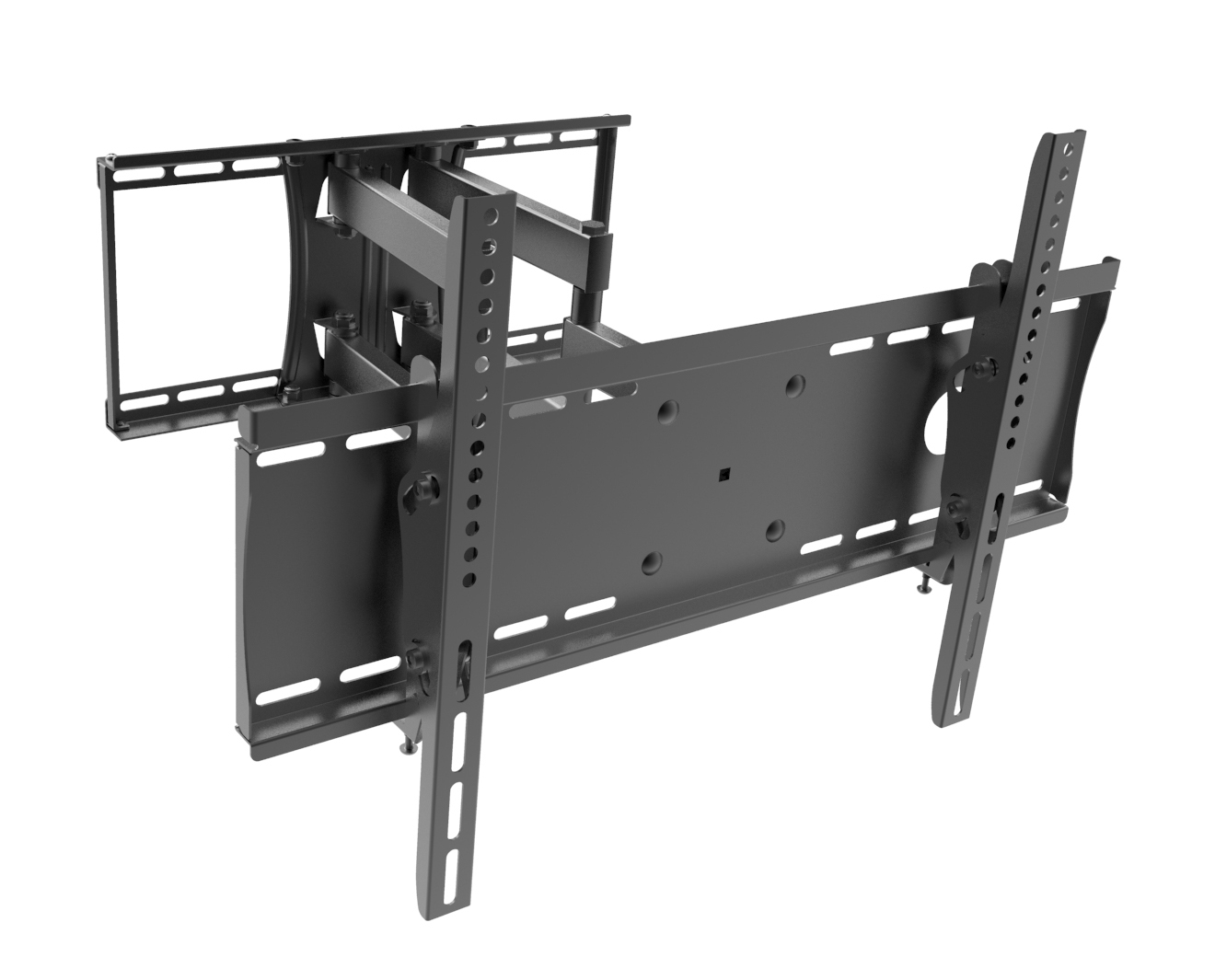Wall mount for digital display