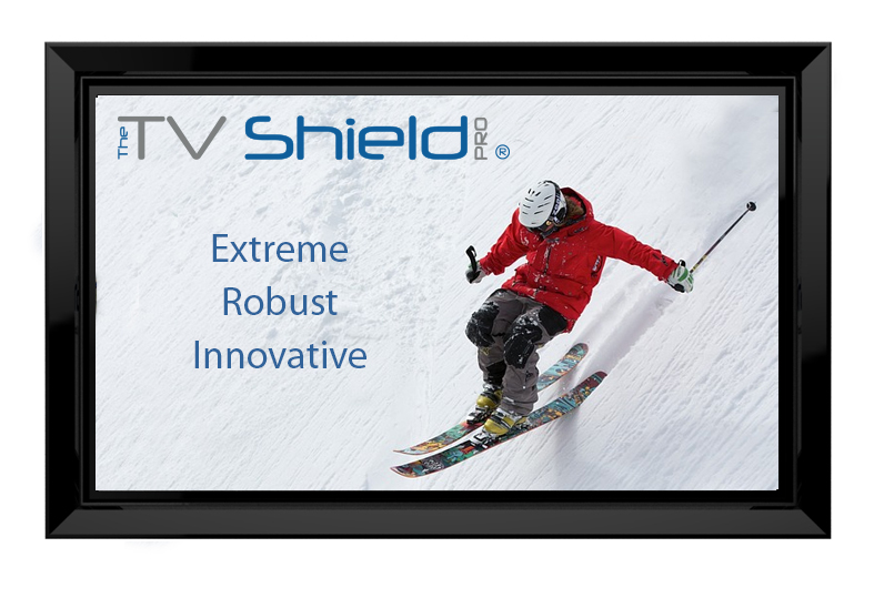 outdoor touchscreen tv cabinet